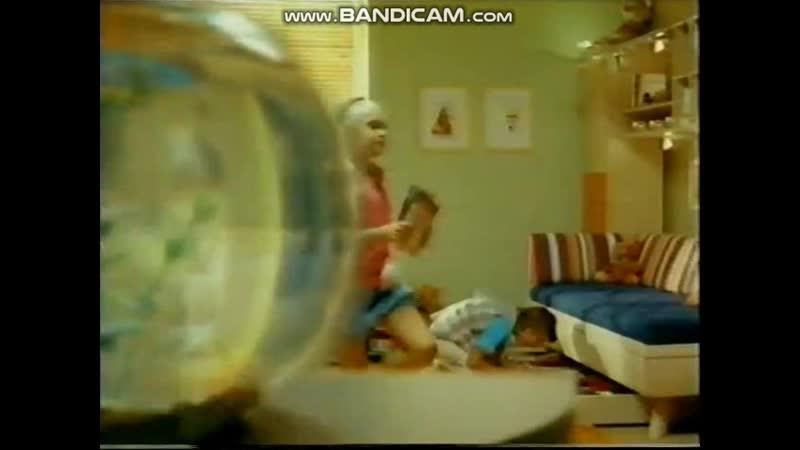 Рекламный блок и анонсы (РЕН ТВ, 05.10.2008) (1)