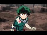 Boku no Hero Academia ТВ 3 16 серия русская озвучка OVERLORDS / Моя геройская академия 3 сезон 16