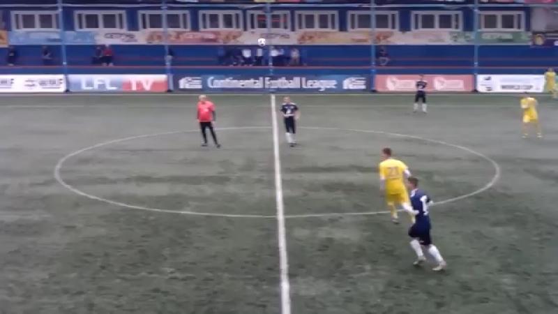 Матч FC Aslan Gatagov ⚽ 23/09/2018