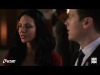 Dcs legends of tomorrow - egg macguffin scene - the cw