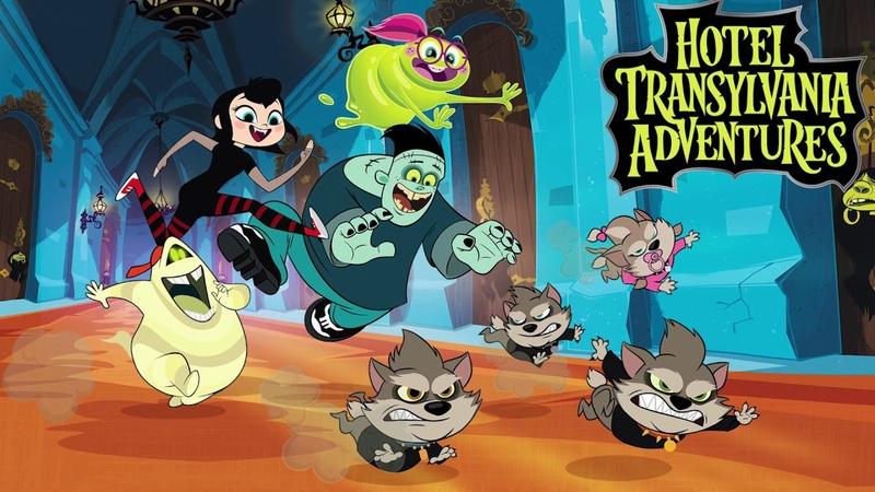 Hotel Transylvania Adventures Геймплей Трейлер