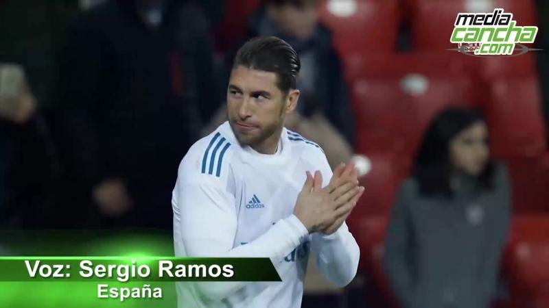 Maradona está a años luz de Messi: Ramos