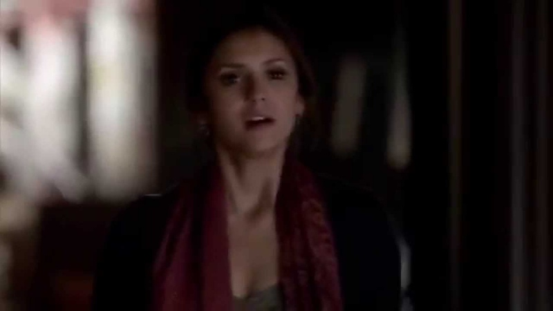 Vampire Elena Gilbert - You Think You've Had The Last Laugh.