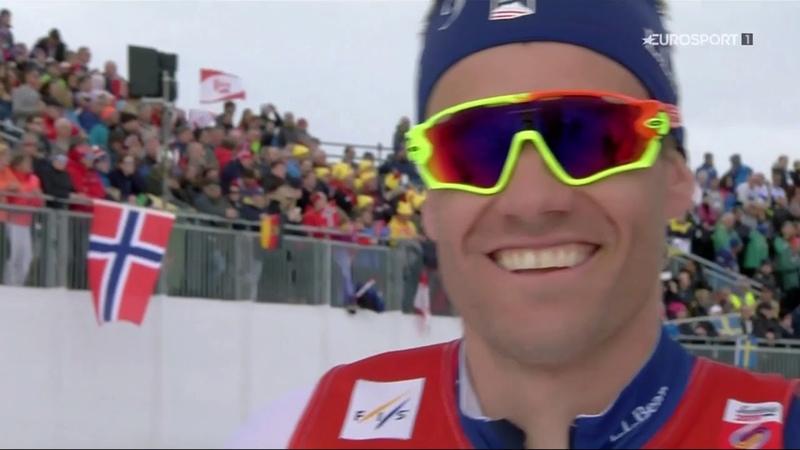 Лыжные гонки ЧМ 2019. Спринт (полуфиналы и финалы).