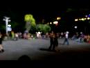 Обычный китайский вечер. Танцы на улице
