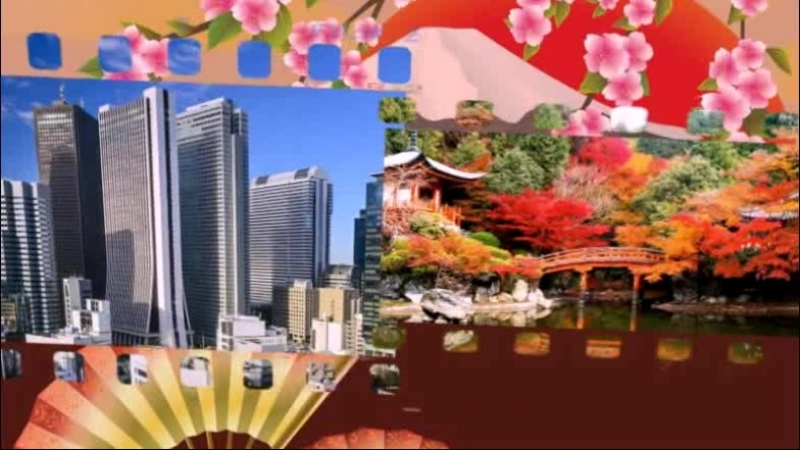 Стихи о Японии , читает бологовский поэт Лащенко А.В.
