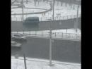 Почему так жесток снег Метель в Чебоксарах таванен