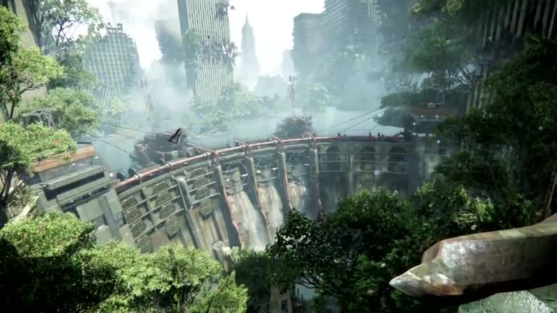Crysis 3 - CryEngine 3 Tech Trailer