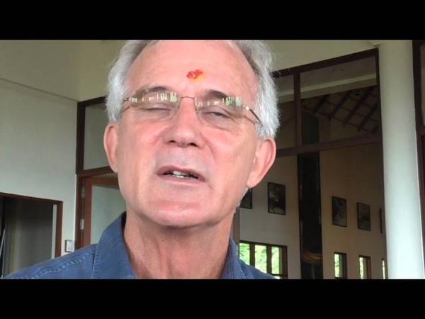 Kharku talks about Babaji and Present Moment