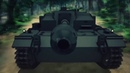 Girls und panzer / девушки и танки world of tanks