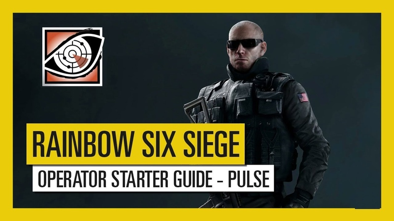 Tom Clancy's Rainbow Six Siege – Operator Starter Guide Pulse