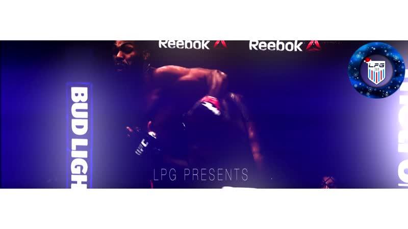 🔥LPG Presents - Jon Jones vs Alexander Gustafsson 2   P R O M O  🔥