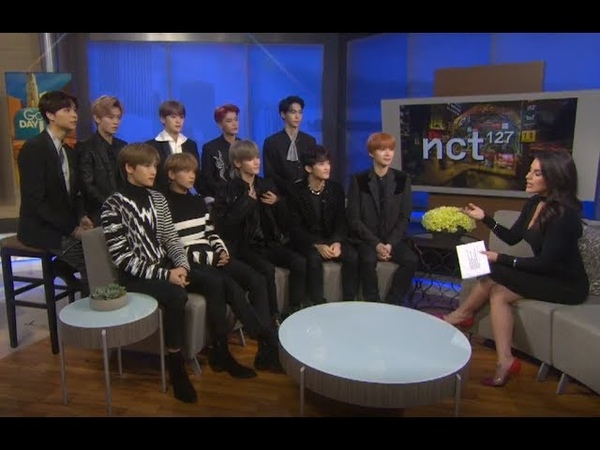 K pop boy band NCT 127 talks about their new single, new album and more