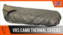 ***CARP FISHING TV***  VRS Camo Thermal Cover