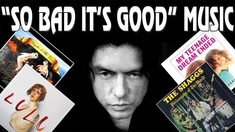 Examining So Bad It's Good Music (The Shaggs, Corey Feldman, Metallica, Farrah Abraham)