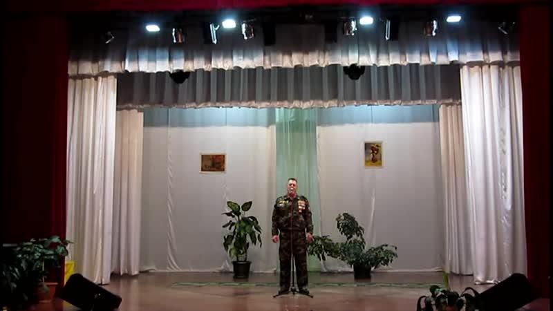 Александр Розембаум - Вещая Судьба . Исполняет Михаил Винокуров , город Суворов .