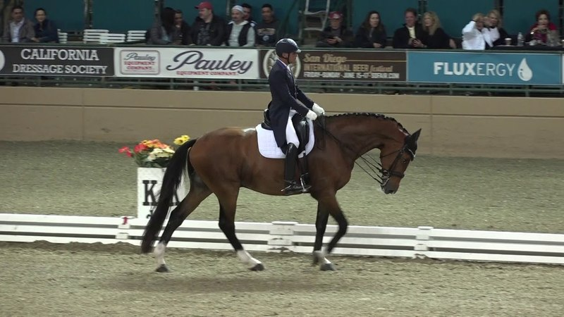 Suppenkasper Steffen Peters - FEI CDI-W Grand Prix Freestyle - Evening of Musical Freestyles 2018
