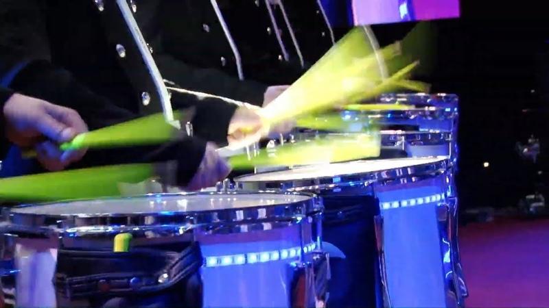 Барабанное шоу HAMMERS – турнир «Ударная десятка» Госкорпорации Ростех