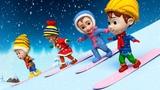 Новогодние и рождественские песни для детей Гостья зима, Дед Мороз, В Лесу Родилась Елочка