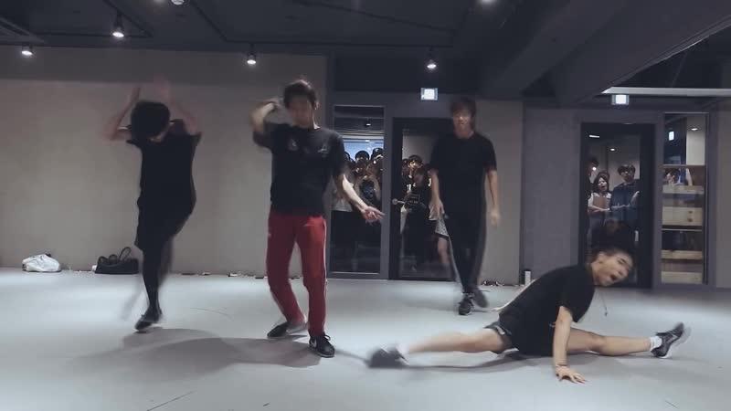 Anaconda - Nicki Minaj _⁄ Lia Kim Choreography (Mirrored)