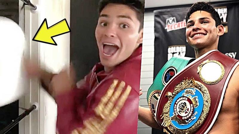 HİÇ KAYBI OLMAYAN EN SERİ BOKSÖR - Ryan Garcia | Boxing Motivation