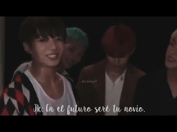 Jikook kookmin En el futuro seré tu novio♡