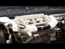 Защита от угона Toyota Land Cruiser 200 - Пример разбора салона для скрытной установки