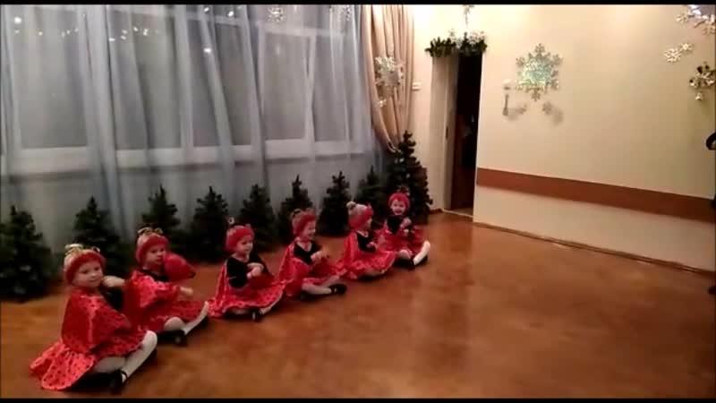 Танц.студияСорванецв гостях у дет.сада12