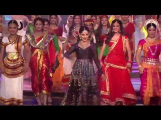Madhuri Dixit performance - Femina Miss india 2018