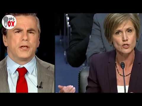 Fitton Shreds Obama's Hypocrite Coup Leader Sally Yates - His Rod Rosenstein
