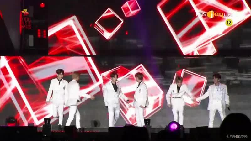 [190115] Stray Kids - I am YOU YAYAYA My Pace » Seoul Music Awards 2019