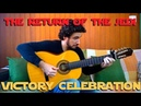 Victory Celebration Star Wars VI Return of the Jedi Fingerstyle Guitar Marcos Kaiser 90