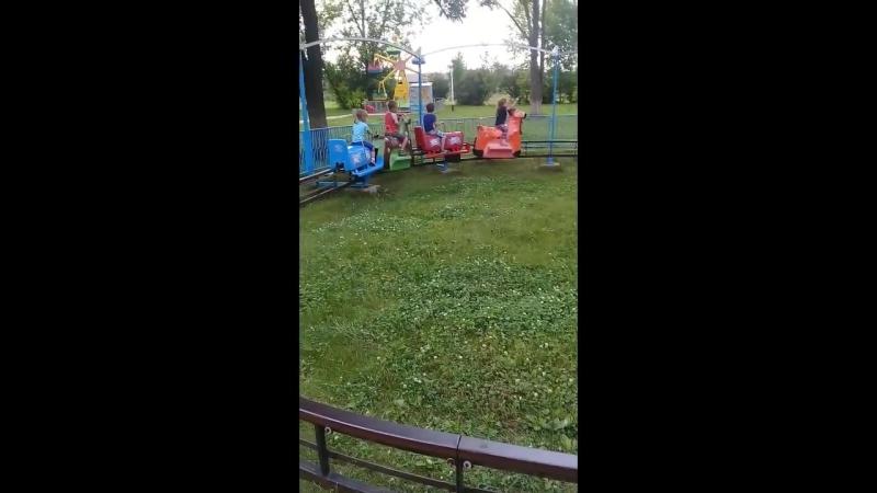 Поездка в Ливны в парк Ливгидромаш