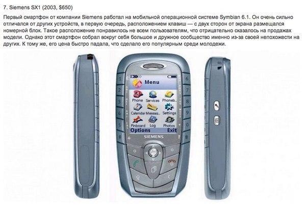 10 культовых мобильников, которые были популярны до iPhone Недавно начались продажи нового поколения одного из самых популярных смартфонов в мире — iPhone 6 и iPhone 6 Plus, за которые