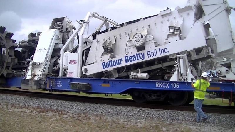 FEC Complete ballast maintenance