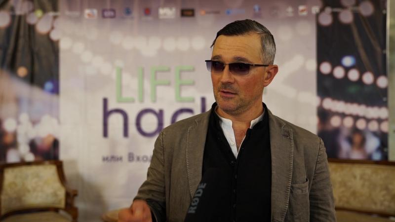 Творческая встреча с актером театра и кино телеведущим Егором Бероевым
