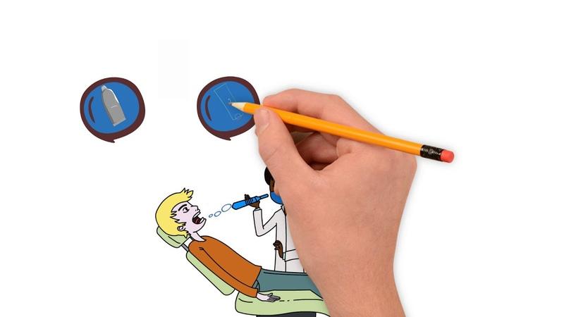 Отбеливание зубов ультразвуком - Стоматология Жемчужина на Салмышской