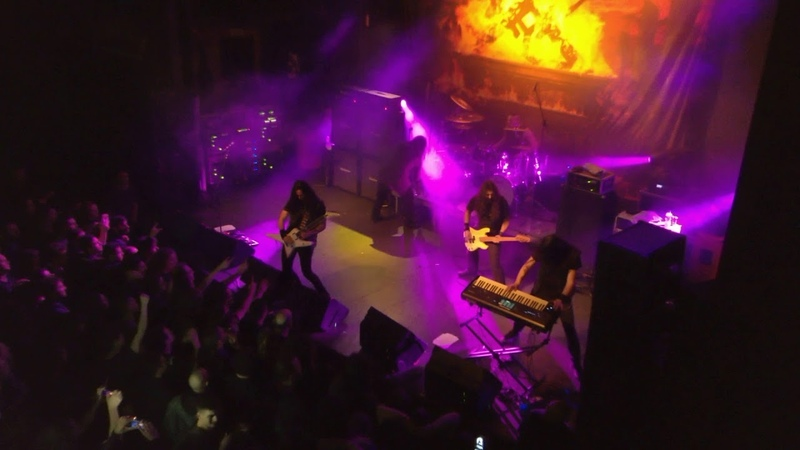 Firewind Live 4of7 Gagarin ATHENS 16 12 17
