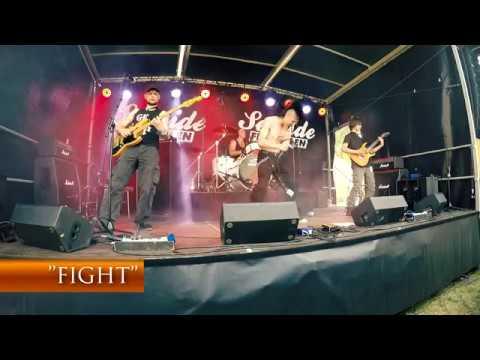 Alister Mars - Fight (Live at SEASIDE Festival, Falun SWEDEN)