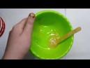 Рецепты лизунов без клея и загустителя из шампуня