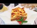 Лазанья с соусом Бешамель и Болоньезе, рецепт очень вкусной лазаньи в домашних условиях!