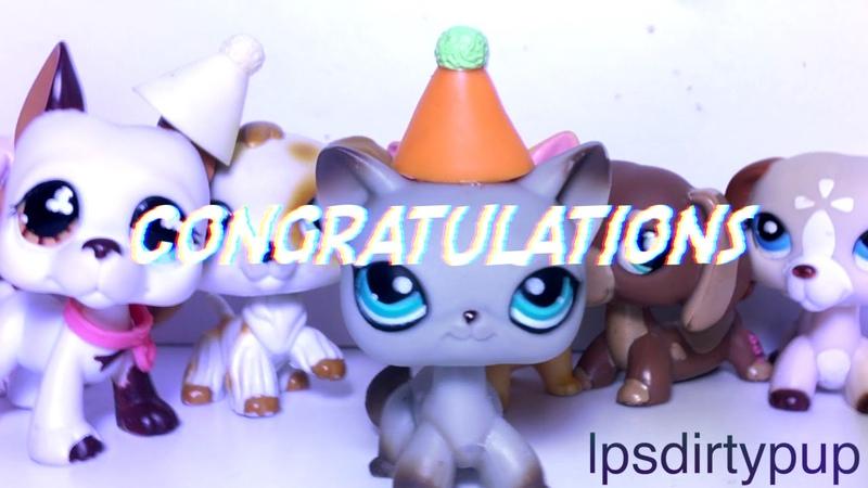 Lps mv - congratulations