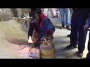 Йодирование соли на солончаке Уюни (Salar Uyuni)