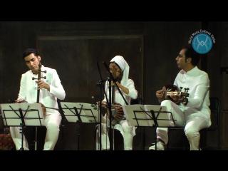 "Hosein nourshargh, navid dehghan, ""ghamar"" group. maste jonun."