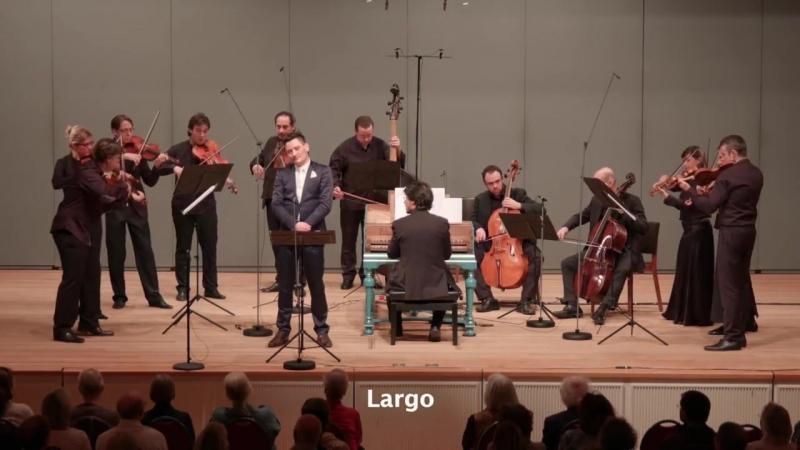 A. Vivaldi - Concerto in B flat major, RV 375 - Maurice Steger - Cappella Gabetta