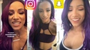 Best of WWEs Sasha Banks 2018! CUTE Funny Snapchat/Instagram Moments