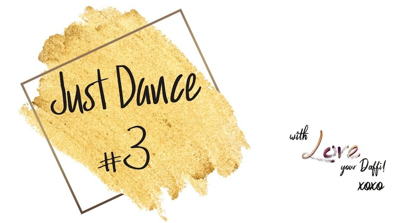 Just Dance 2017 DaFFi (часть 3)