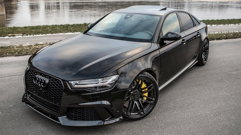 One of a kind - AUDI RS6 C7 SEDAN PERFORMANCE - The perfect car Audi never made? (600hp/750Nm)