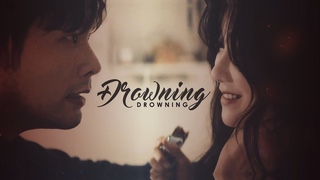 ► lee da il x sun woo hye ✖ drowning [ the ghost detective mv ]
