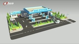 Smart Gas Station Solution - Dahua